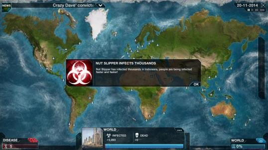 Exponential infection rates and the game gets excited over a few thousand? Psh.