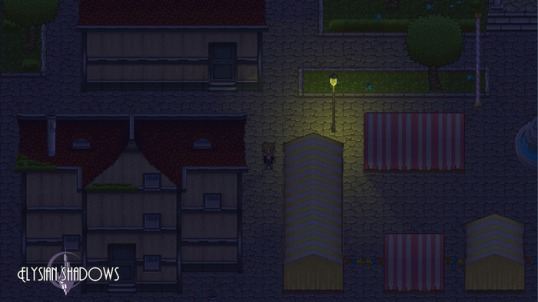 I love the shadows and how the game looks like pixelated life.